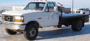 1995 Superduty 11ft Flatdeck