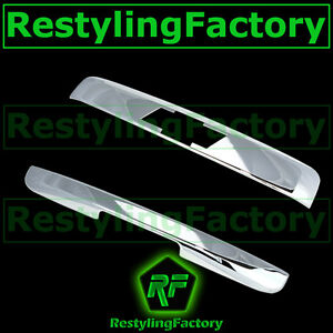 Chevy-Tahoe-Suburban-Chrome-Rear-Hatch-Top-Liftgate-Molding-Trunk-Handle-Cover