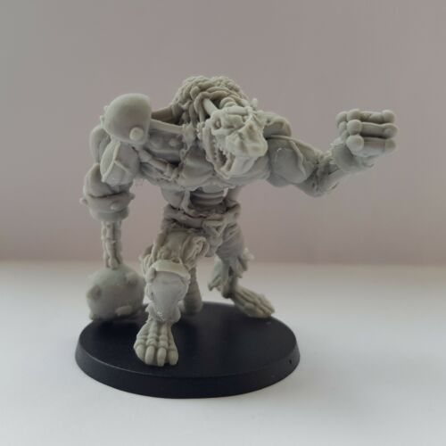 Blood Bowl Fantasy Football Rat Ogre Cyborg Star Player Ltd Ed Resin