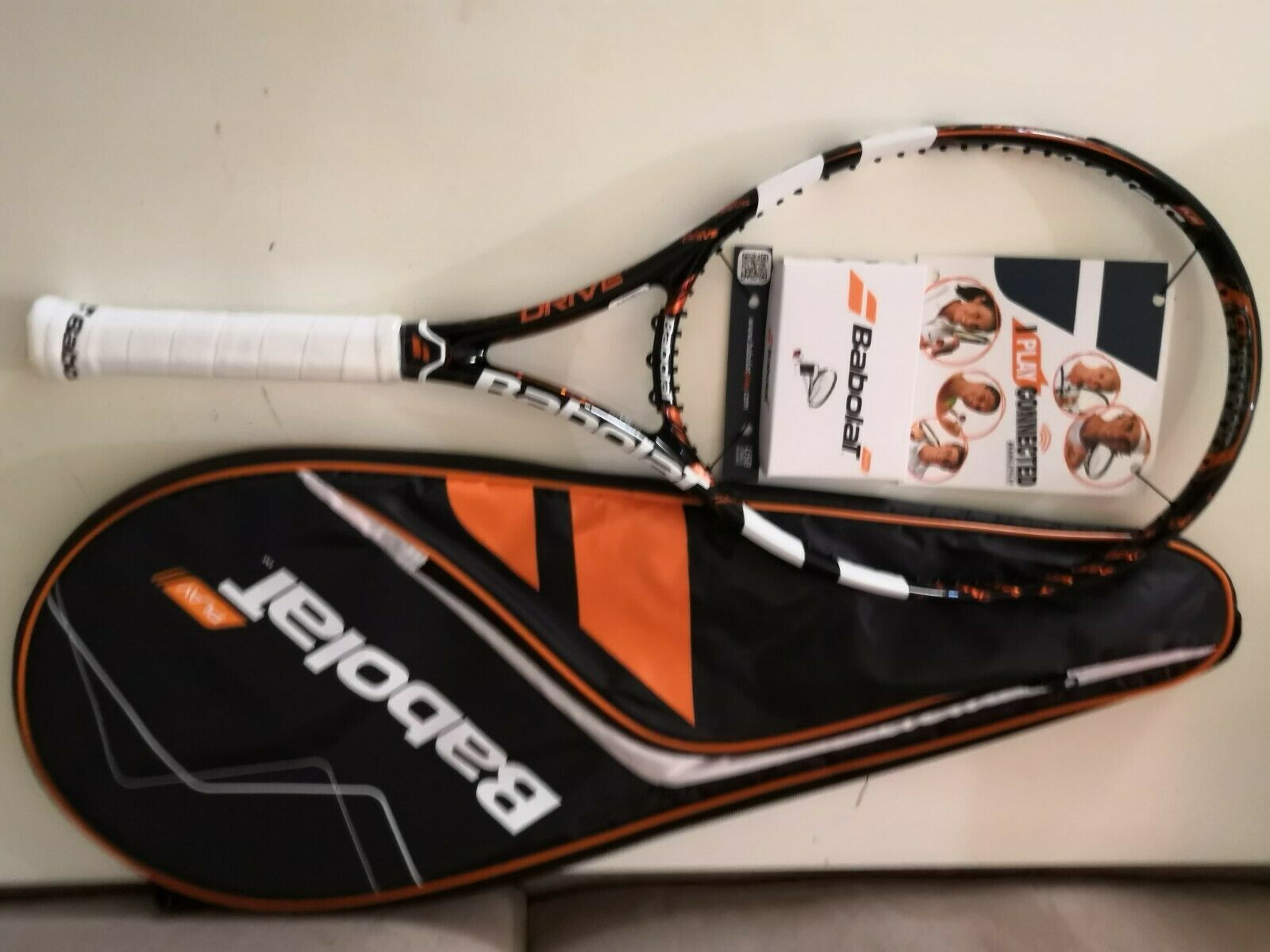 NEW Babolat Pure Drive Play 100 head 4 1 4 grip Tennis Racquet