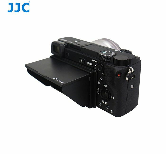 JJC Protective LCD Screen Display Hood LCH-A6 for Sony A6000 A6100 A6400 A6600