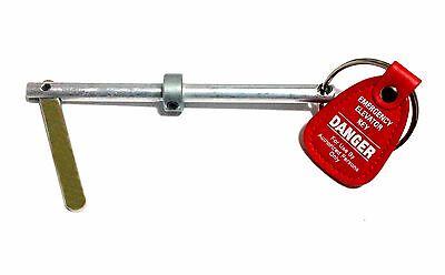 Elevator Hoistway door key AAA194AZ5 3 Knuckle