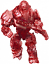 BATTLE FOR THE ARK WARRIOR SERIES FIGURES HALO MEGA STORMBOUND A NEW DAWN