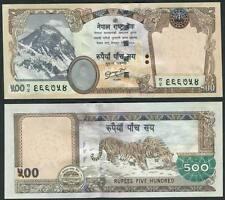 Nepal 5 - 500 Rupees 2012(2013) UNC**New