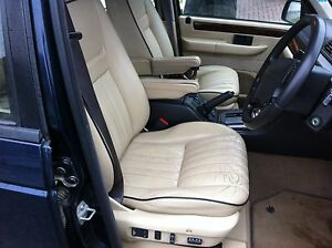 Range Rover P38 leather heated seat repair HOTTER interior ...