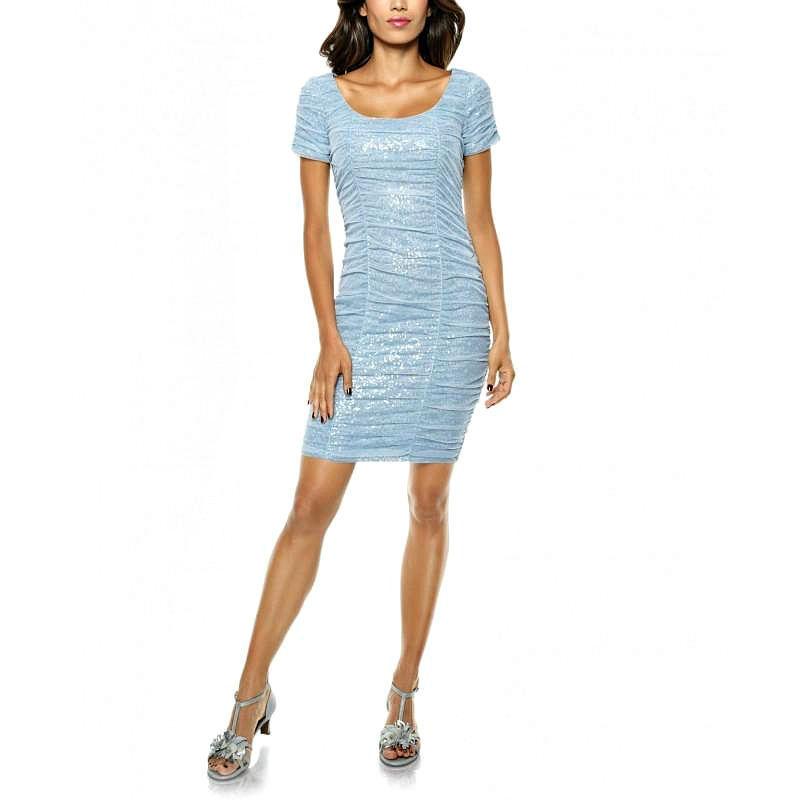 Kleid von Ashley Brooke Größe 44  NEU