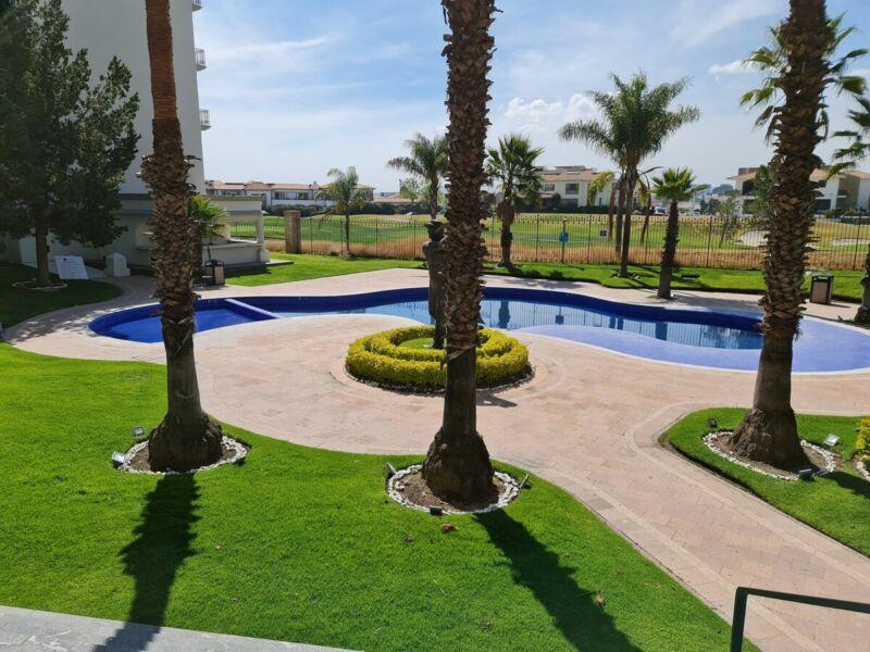 Suite Amueblada En Renta En El Hotel Camino Real Angelopolis