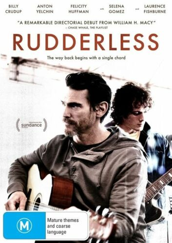 1 of 1 - Rudderless (Dvd) Drama, Comedy, Music, Billy Crudup, Anton Yelchin