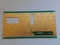 HIGH YIELD GOLD PLATED CIRCUIT PCB BOARD SCRAP RECOVERY HUGHES