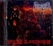 OBSECRATION Into the Bloodemonium CD EXCELLENT