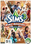 The Sims 3 World Adventures PC DVD Mac/ Windows Simulation Game 2009 VGC