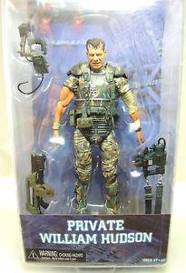 Neca Series 1 Hudson Nouvelle figurine d'action de film de 7 pouces (7 cm) d'Aliens Bill Paxton Nib Toy   Inch Aliens Movie Action Figure Bill Paxton Toy Nib