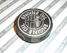 Alfa Romeo 155 145 146 1.6 1.8 2.0 16V TS Genuine Engine Oil Filler Cap 60606238