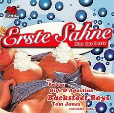 ERSTE SAHNE - NUR DAS BESTE / VARIOUS ARTISTS / 2 CD-SET - NEU