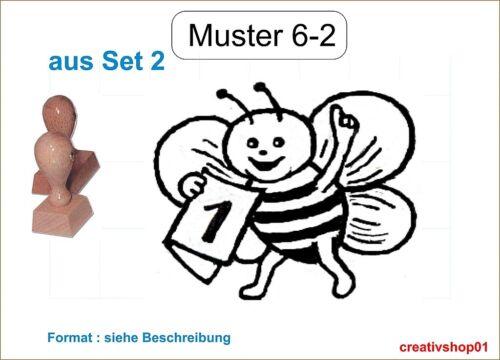 Stempel Schule Lehrerstempel Belobigungsstempel  M 6-2
