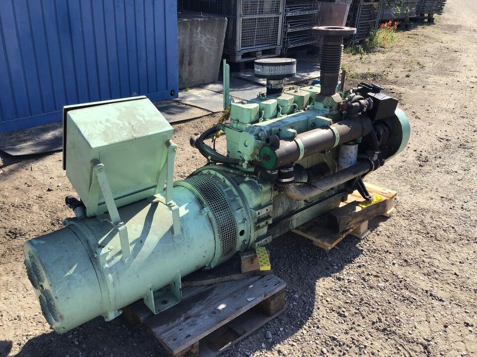 "Generator aggregat Marinediesel "" Cummins """