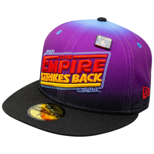 Star Wars Empire Strikes Back 40th Anniversary Scene New Era 59Fifty Hat Multi
