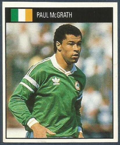 ORBIS 1990 WORLD CUP COLLECTION-#172-EIRE /& ASTON VILLA-PAUL McGRATH