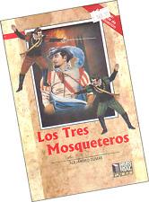 LOS TRES MOSQUETEROS, DE ALEXANDER DUMAS, EN ESPAÑOL