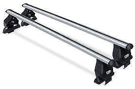 e ALMERA TINO alluminio N15-N16 Barre Portatutto Menabo/' Tema NISSAN ALMERA