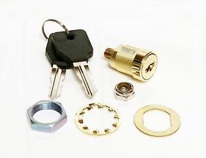 Stack-On Replacement Cylinder Cyl Lock New Gun Cabinet Safe ...