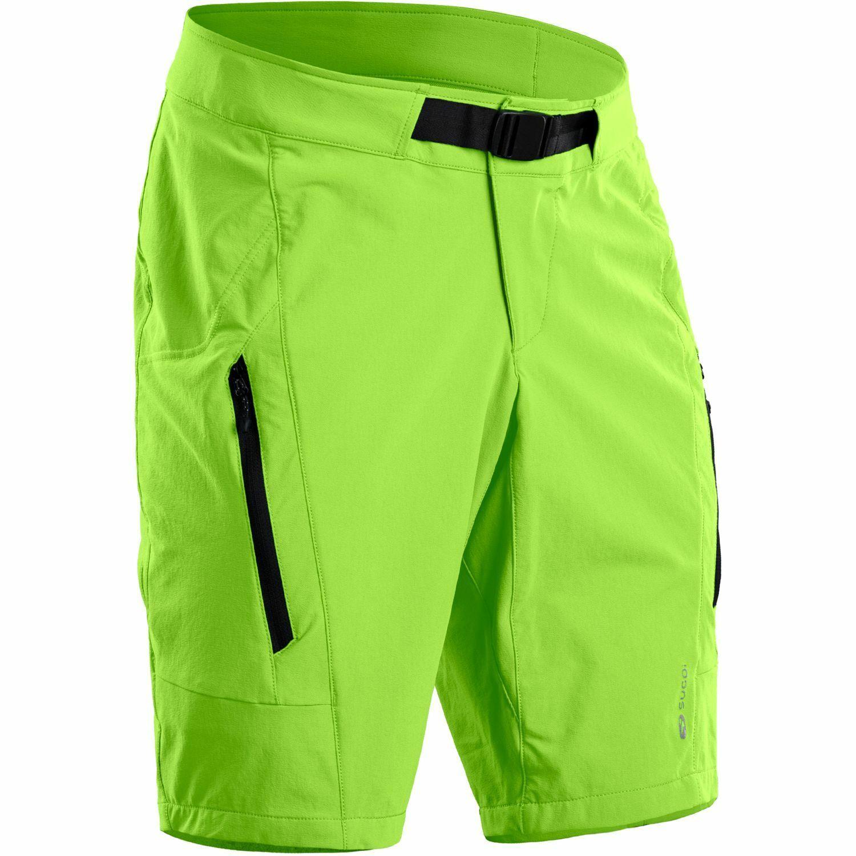 Sugoi Pulse bike shorts verde UVP  79,90 EUR