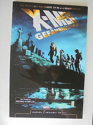 X-men:gefährdete Spezies Marvel Exklusiv 75 2007/2008 Softcover Z.1