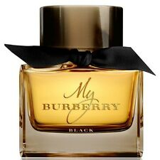 MY BURBERRY BLACK women perfume edp 3.0 oz NEW TESTER