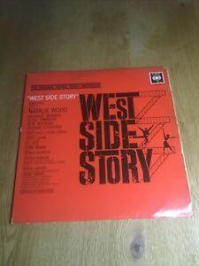 Original Soundtrack vinyl LP album record West Side Story USA OL5670 COLUMBIA