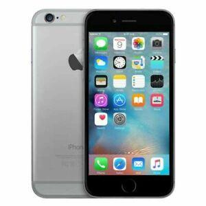 Apple iPhone 6 16 Go Space gris débloqué Smartphone + 6 monhts Garantie