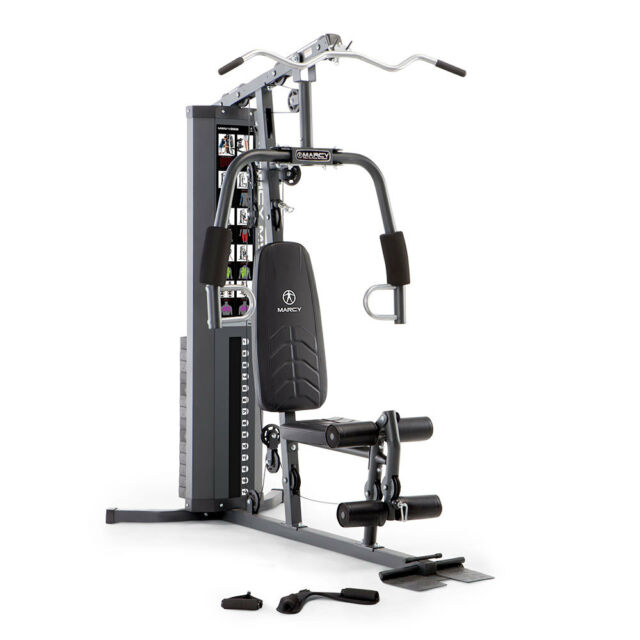 Marcy mwm 4965 150lb stack home gym for sale online ebay