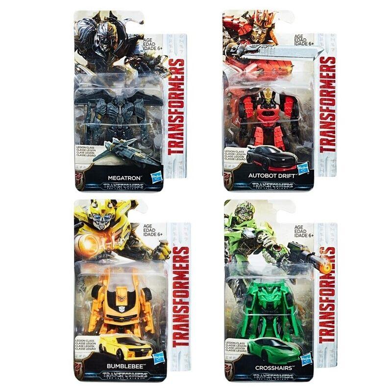 Transformers La última Knight MV5 Legión Megatron, miras, Bumblebee, Bumblebee, Drift  buena calidad