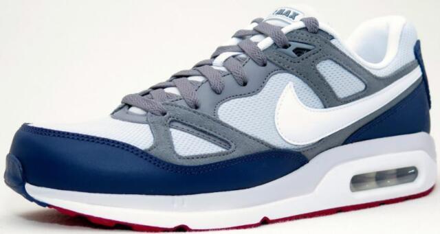 Nike Air Max Span TXT FB Sneaker Herren Grau weiß 44