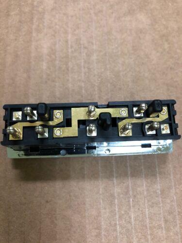 Driver  Side Chrome Power Window Switch Fits Mercedes W107 W108 W116 W123