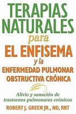Terapias Naturales para el Enfisema y la Enfermedad Pulmonar Obstructiva...