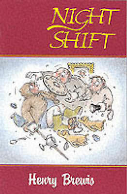 Night Shift, Brewis, Henry | Paperback Book | Very Good | 9780852363645