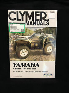 Details about New Clymer Service Shop Manual Yamaha Grizzly 660 2002-2008 on yamaha grizzly plow, bombardier quest wiring diagram, yamaha grizzly led headlights, kawasaki mojave 250 wiring diagram, tao tao 125 atv wiring diagram, suzuki vinson 500 wiring diagram, honda wiring diagram, yamaha grizzly 700 custom, 110 wiring diagram, polaris xplorer 400 wiring diagram, yamaha grizzly lift kit, suzuki king quad 300 wiring diagram, kawasaki kfx400 wiring diagram, yamaha warrior 350 engine schematics, suzuki intruder 600 wiring diagram, yamaha grizzly windshield, yamaha grizzly schematics, suzuki king quad 750 wiring diagram, yamaha yzf 600 wiring diagram, yamaha grizzly 660 headlights,