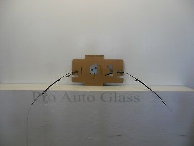 08-16 FORD FSERIES F250-750  Rear Window Back CENTER GLASS POWER Glass HEATED