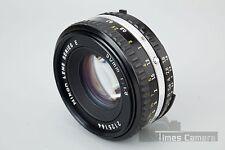 Nikon 50mm f/1.8 Series E Lens Manual Focus for N / F Mount