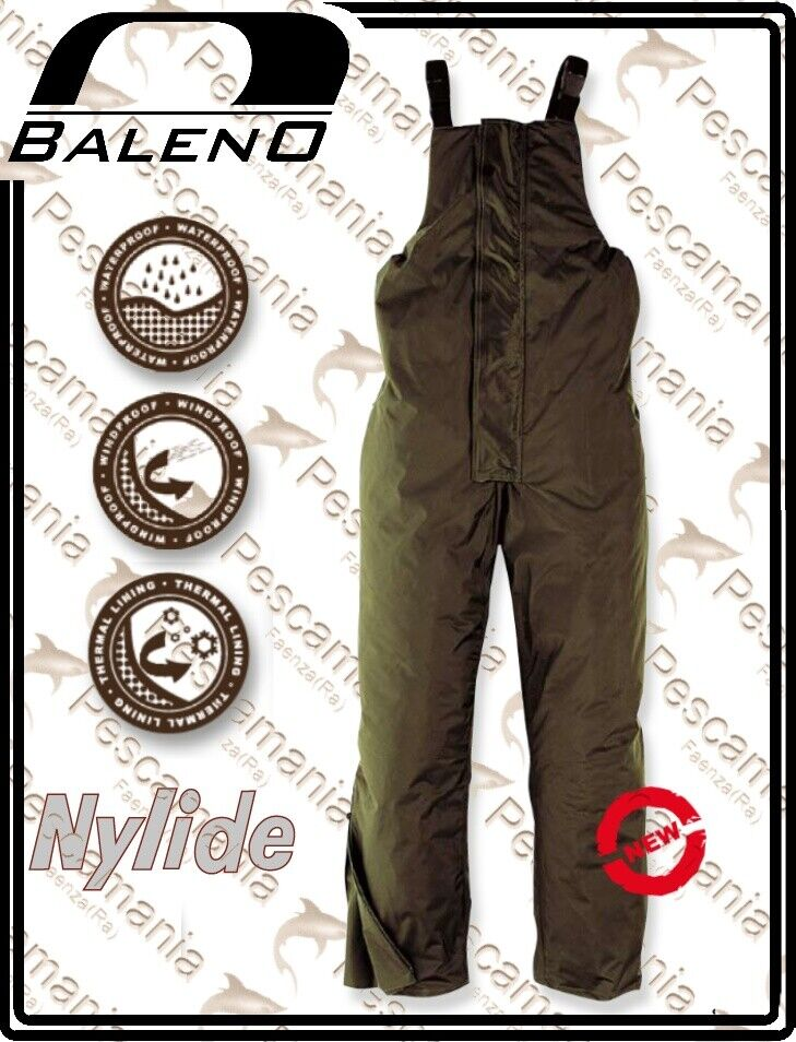 imperméable padded trousers baleno mod. fafner nylide