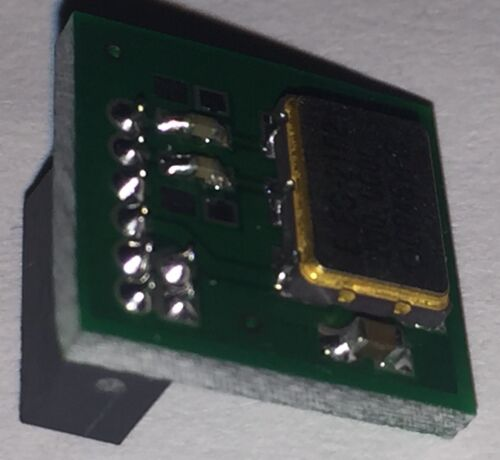LVDS Differential oscillator peripheral module LVPECL XPMOSC 75-400 MHz