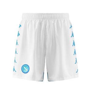 Pantalones Cortos Blancos Napoli Ssc 2018 2019 Kappa Producto Oficial Barato Ebay