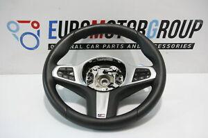 BMW-OEM-M-SPORTS-Volant-Cuir-8008179-5-039-G30-G31-G05-X6-G06-X7-G07