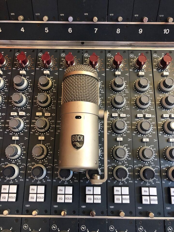 Mikrofon, Bock Audio IFET