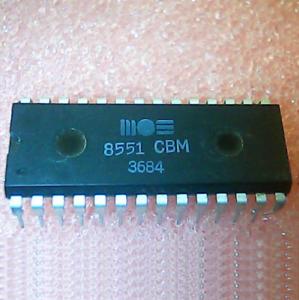1PCS  IC MOS DIP-28 MOS8551CBM MPS8551CBM CSG8551CBM 8551CBM 8551