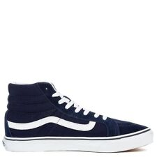 a509f315a8 item 1 Vans Off the Wall Sk8 Hi Slim Eclipse Blue True White Shoes Mens 4.5  Women 6 -Vans Off the Wall Sk8 Hi Slim Eclipse Blue True White Shoes Mens  4.5 ...