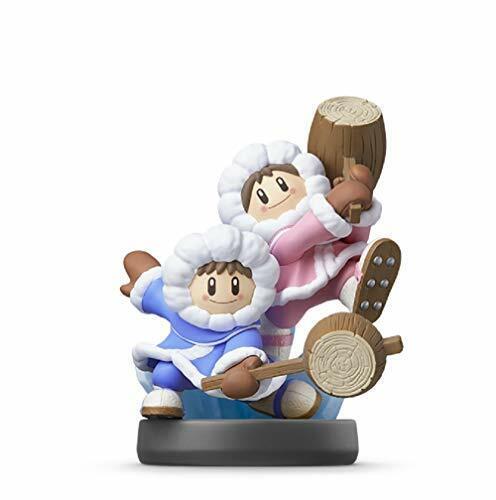 Nintendo Amiibo Hielo Escalador Súper Smash Juego Bros Serie