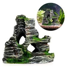 Mountain View Aquarium Rockery Hiding Cave Tree Fish Tank Ornament