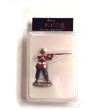 Britains 20006 Zulu War British 24th Foot Infantry Standing Firing #1 54mm New