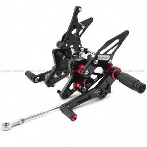 For-SUZUKI-HAYABUSA-GSXR1300-GSXS-750-Rearset-Footrest-Footpeg-Brake-Shift-Pedal